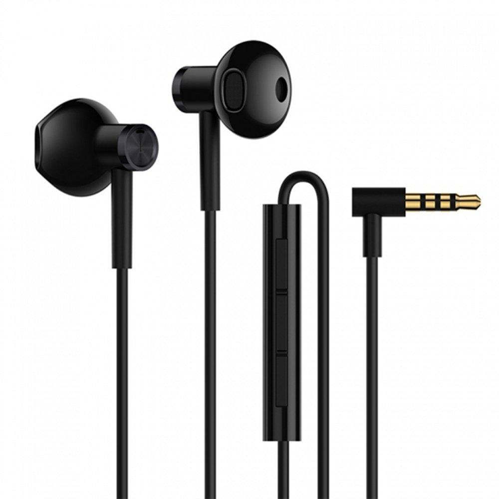 Купить Наушники с микрофоном Xiaomi Mi Dual Driver Earphones Black (ZBW4407TY)