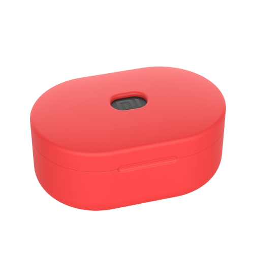 Чехол Silicone Case для Xiaomi Redmi AirDots (Red)
