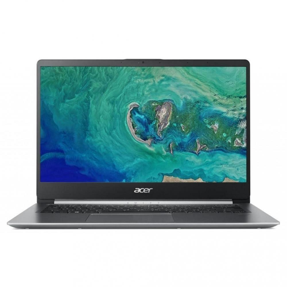 Ноутбук Acer Swift 1 SF114-32-P4PW Silver (NX.GXUEU.010)