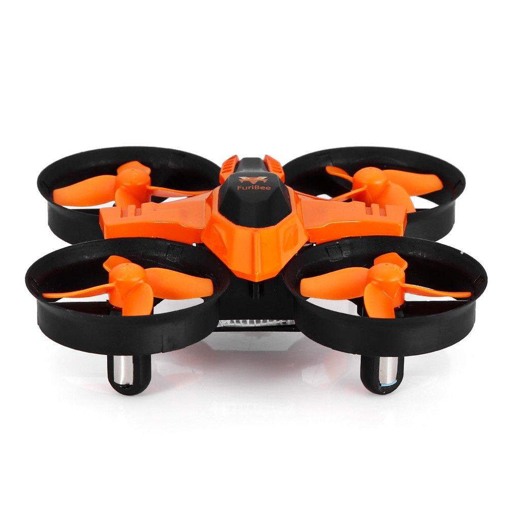 Купить Квадрокоптер FuriBee F36 (Orange)