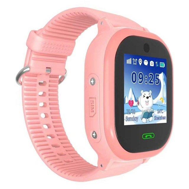 ≡ Детские смарт-часы Smart Baby Watch TD-05 AQUA GPS - купить в ... 1804d154c00d5