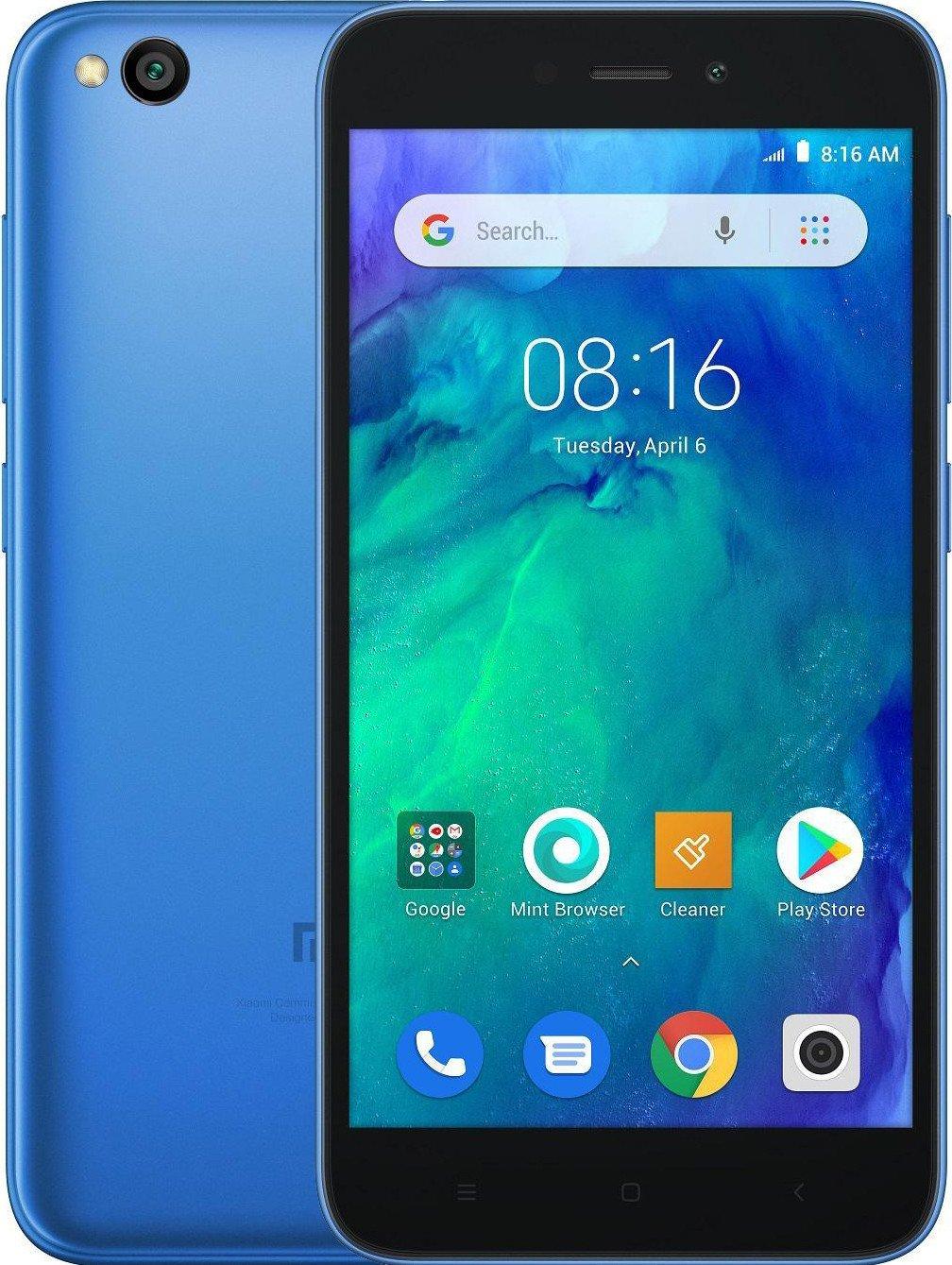 Купить Смартфон Xiaomi Redmi Go 1/8 (Blue) UA-UCRF