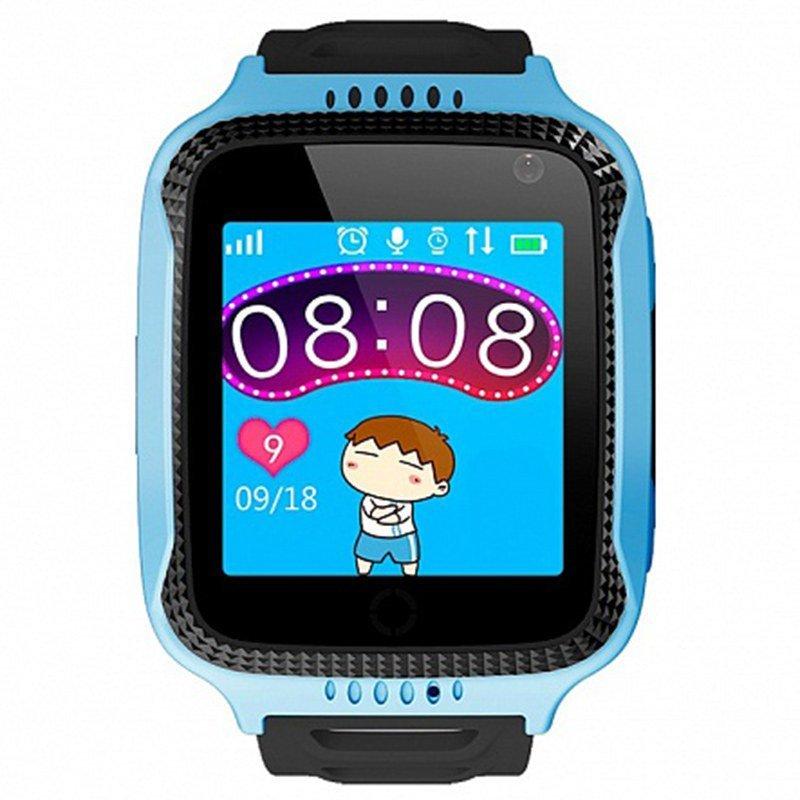 Купить Детские умные часы Smart Baby G900A (Q65) Blue