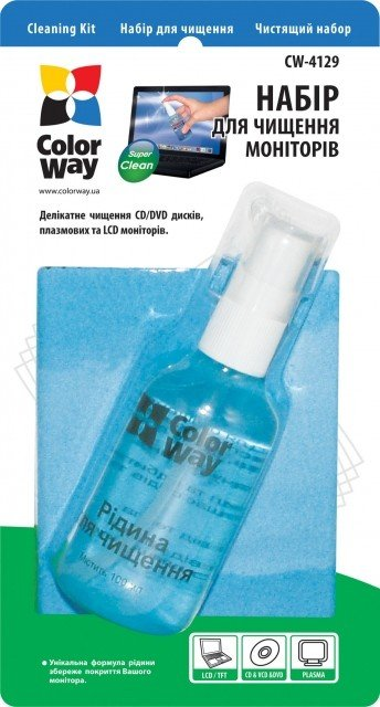 Купить Чистящий набор 2 в 1 ColorWay (CW-4129)