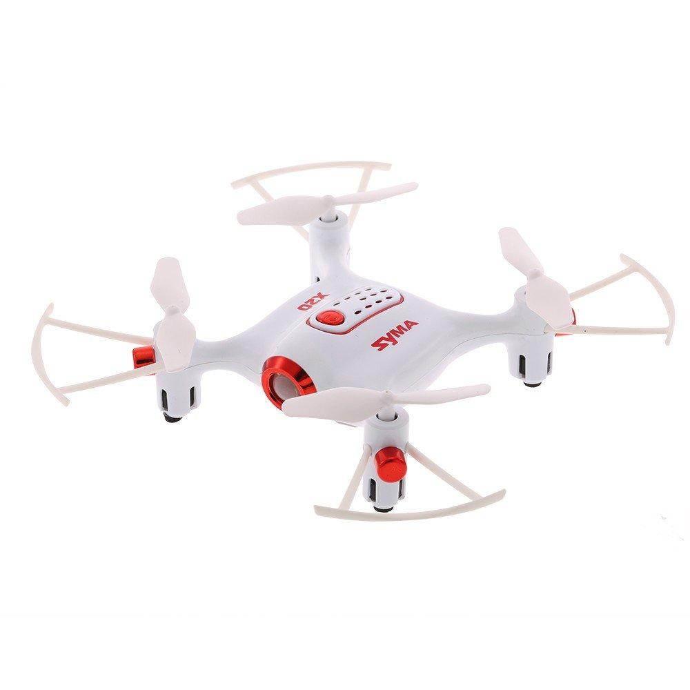 Купить Квадрокоптер SYMA X20 Pocket Barometr (White)