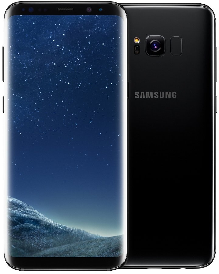 Купить Смартфон Samsung G950 Galaxy S8 64GB Single sim Black (SM-G950FZKD), Samsung Galaxy S