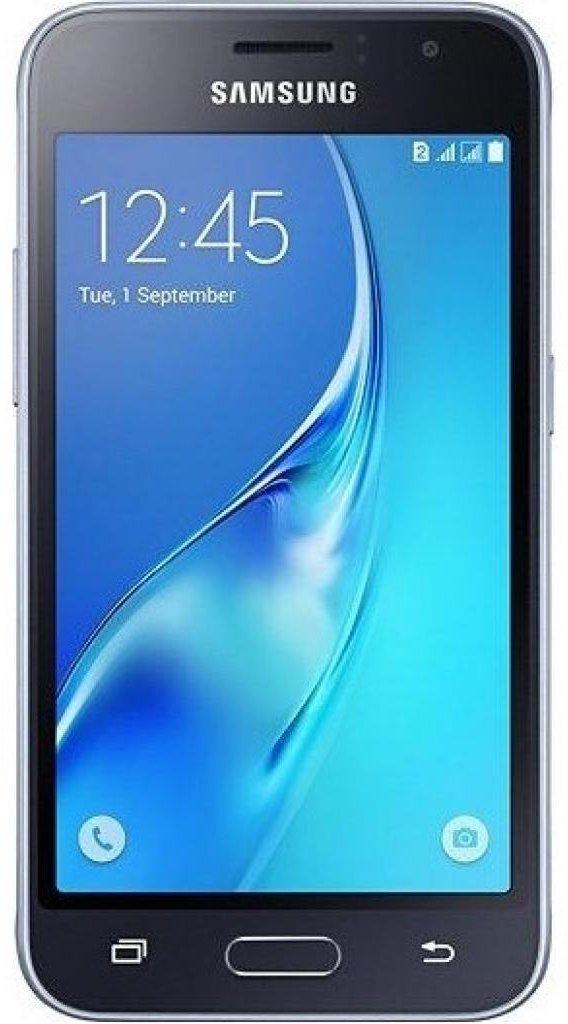 Купить Смартфон Samsung Galaxy J1 2016 Black (SM-J120HZKD) UA-UCRF