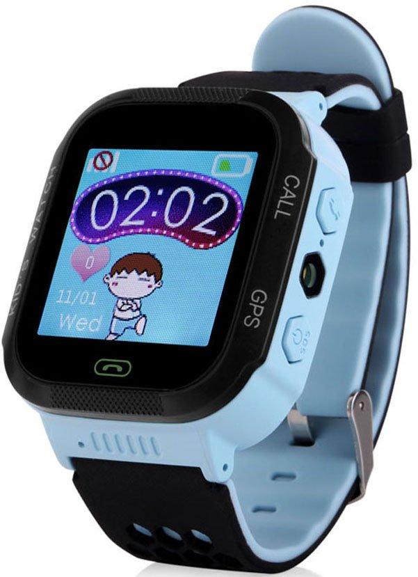 Купить Смарт-часы Smart Baby Watch A15S (Blue)