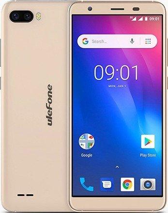 Купить Смартфон Ulefone S1 1/8GB (Gold) UA-UCRF