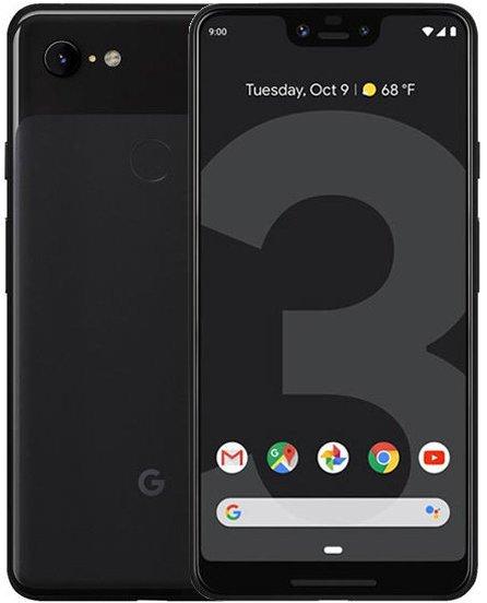 Купить Смартфон Google Pixel 3 XL 4/64GB (Just Black)
