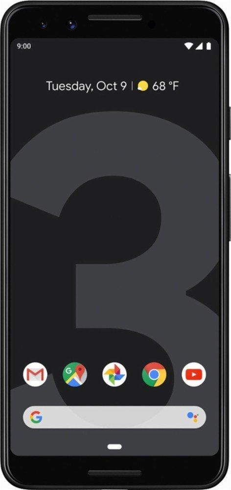 Купить Google Pixel 3