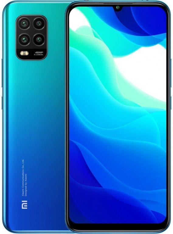 Смартфон Xiaomi Mi 10 Lite 6/128GB (Aurora Blue) Global EU