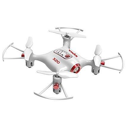 Купить Квадрокоптер SYMA X20 Pocket Barometr