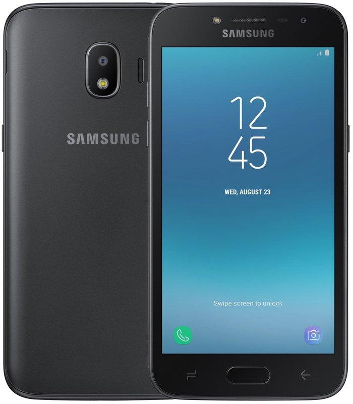 Купить Смартфон Samsung Galaxy J2 2018 LTE 16GB Black (SM-J250FZKD) UA-UCRF