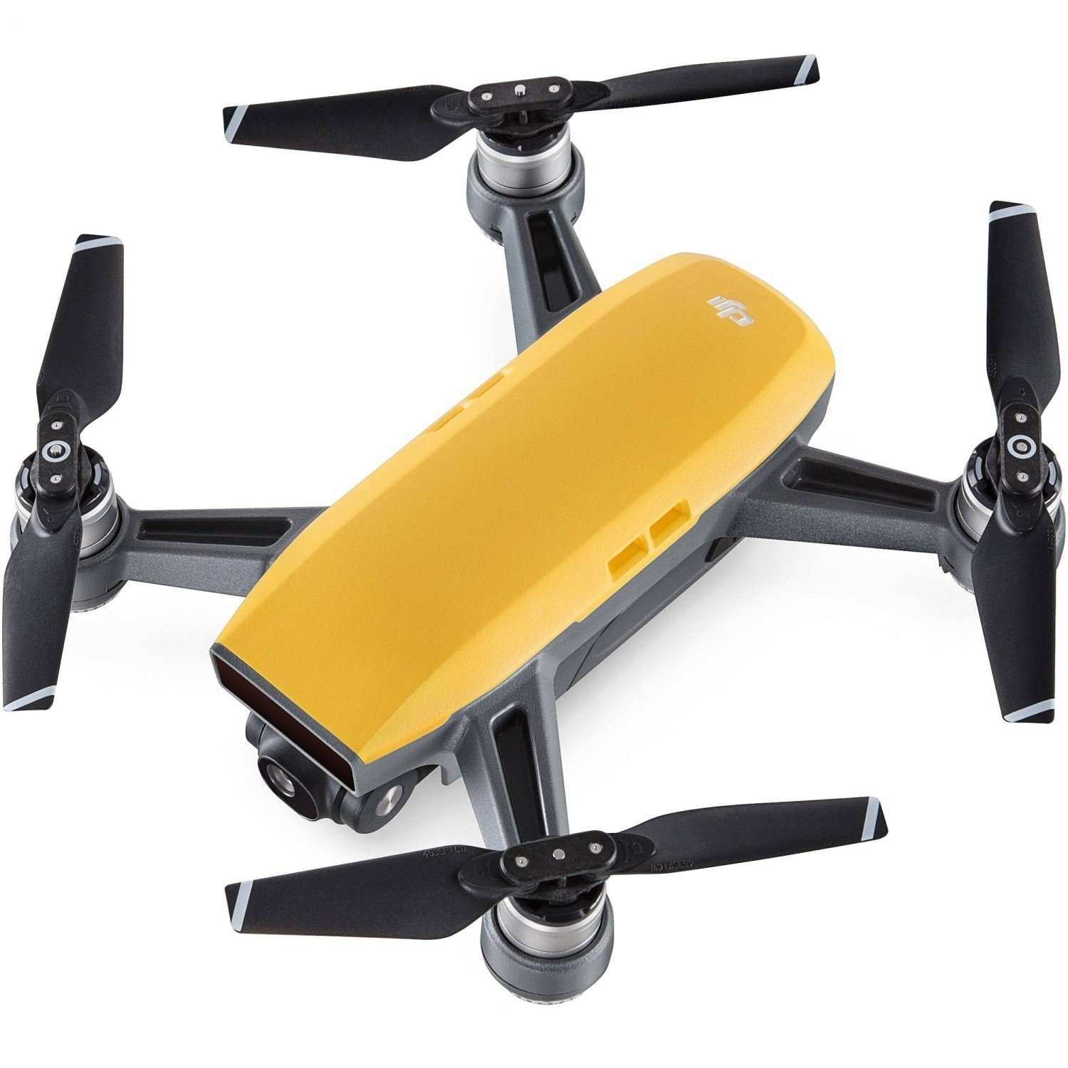 Купить Квадрокоптер DJI Spark Sunrise Yellow Fly More Combo (CP.PT.000890) EU