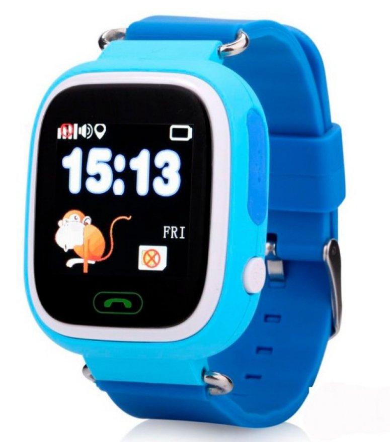 Купить Смарт-часы Smart Baby Q100