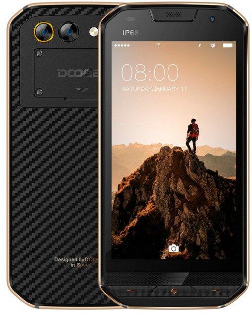Смартфон Doogee S30 (Gold)