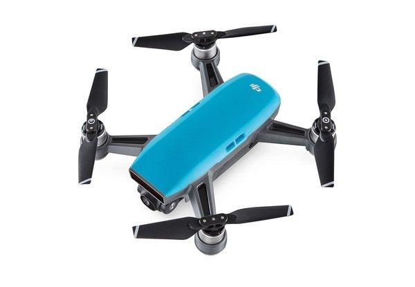 Купить Квадрокоптер DJI Spark Sky Blue Fly More Combo (CP.PT.000892) EU