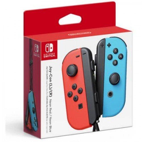 Геймпад Nintendo Switch Joy-Con Blue-Red (L і R геймпад)
