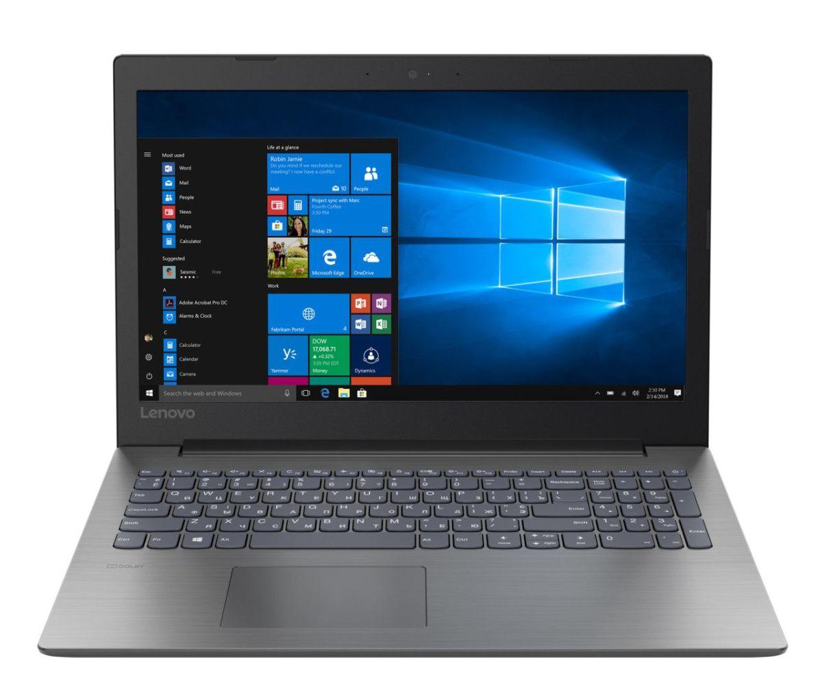 Ноутбук Lenovo IdeaPad 330-15 (81D100HQRA)