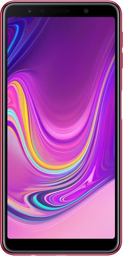 Купить Смартфон Samsung Galaxy A7 2018 4/64GB Pink (SM-A750FZIU) UA-UCRF