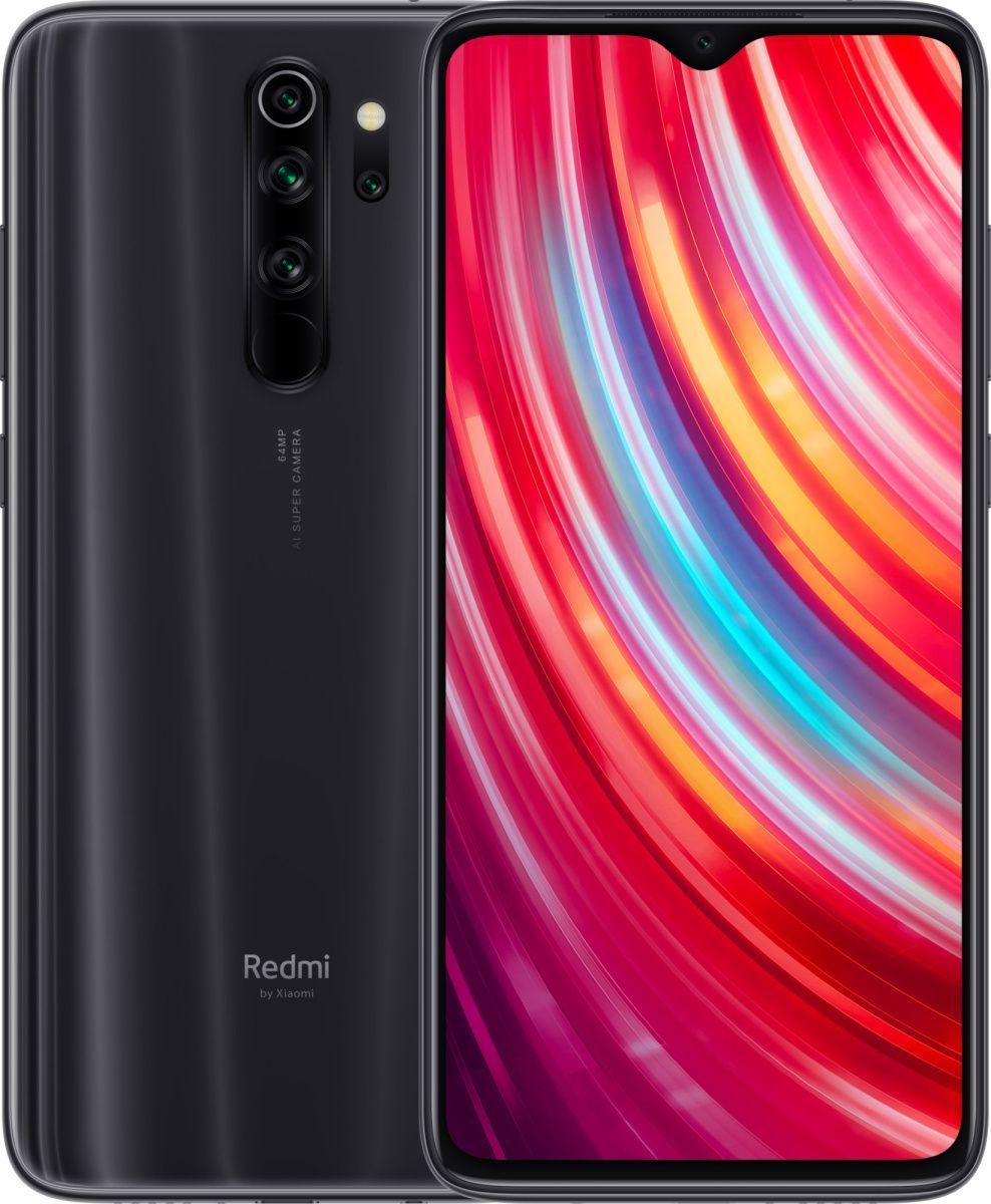 Смартфон Xiaomi Redmi Note 8 Pro 6/128Gb (Black) UA-UCRF