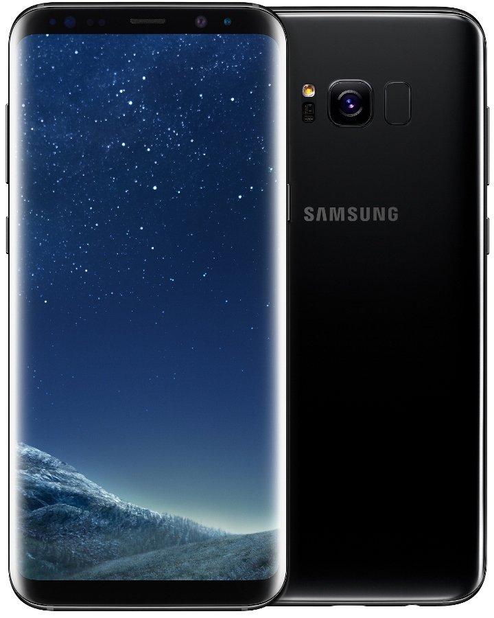 Купить Смартфон Samsung G950 Galaxy S8 64GB Dual sim (Black) (SM-G950FZKD), Samsung Galaxy S
