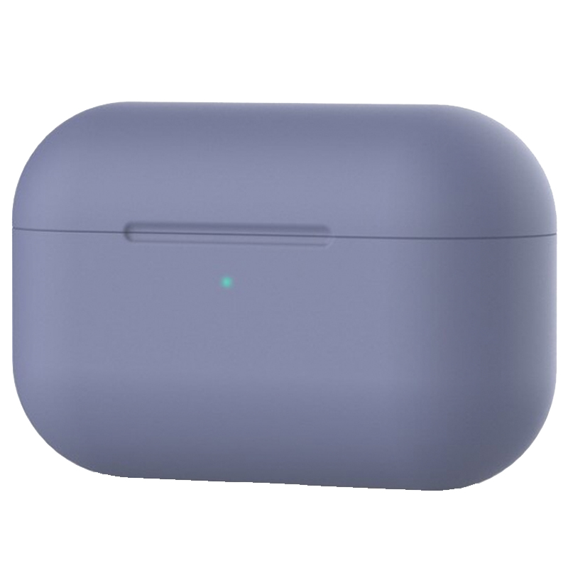 Чехол Ultrathin Silicone Case для AirPods Pro (Light Blue)
