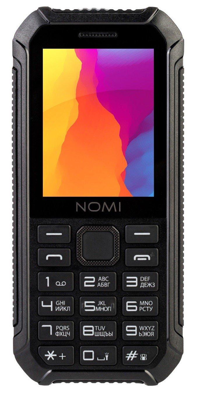 Купить Мобильный телефон Nomi i245 X-Treme (Black)