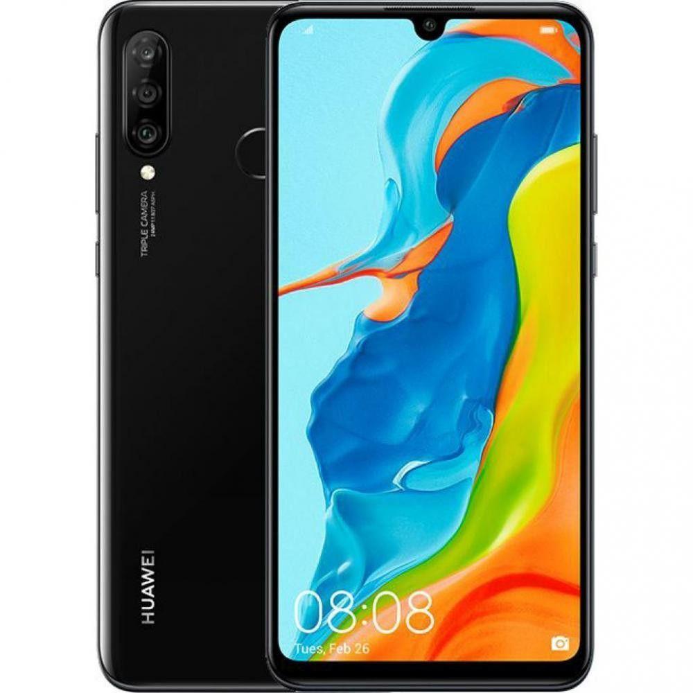 Купить Смартфоны, Смартфон Huawei P30 Lite 4/64GB Midnight Black (51094VBT) UA-UCRF