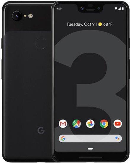 Купить Смартфон Google Pixel 3 4/128GB (Just Black)