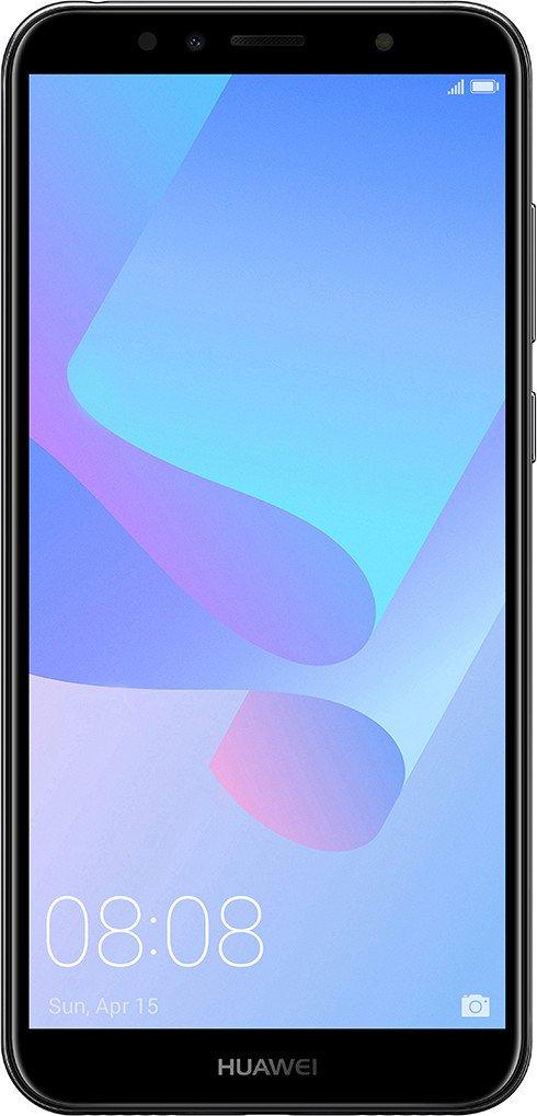 Купить Смартфон HUAWEI Y6 2018 2/16GB (Black) UA-UCRF