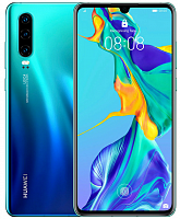 Cмартфон Huawei P30 6/128GB Aurora (51093NDH) Global EU