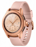 Смарт-часы Samsung Galaxy Watch 42mm Rose Gold (SM-R810NZDA) EU
